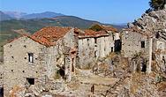 Veduta di L'antico borgo di San Severino di Centola