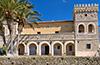 Veduta di A Pioppi il Museo Vivo del Mare e l'Ecomuseo della Dieta Mediterranea