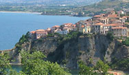 A sight of Agropoli