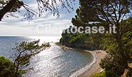 Graziosa e solitaria spiaggetta a Punta Licosa