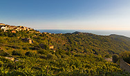Panoramica costa da San Mauro Cilento