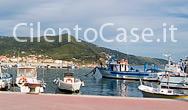 Il porto turistico-peschereccio di San Nicola a Mare