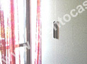 L'armadio e il balcone della camera matrimoniale