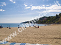 La spiaggia di Dominella a Marina di Casal Velino
