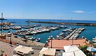 Veduta di Casa Trieste