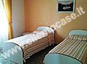 L'altra camera da letto con due letti singoli