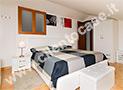 La camera da letto matrimoniale climatizzata con armadio e scarpiera