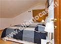 La camera da letto doppia climatizzata con armadio e comodini