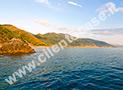 Panoramica della costa tra Ascea e Palinuro