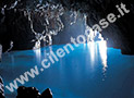 La grotta Azzurra a Palinuro