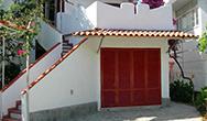 Veduta di Villa Adriana