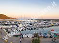 Il porto turistico di Marina di Camerota
