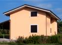 Un'altra immagine della villa