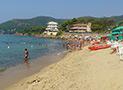 Il mare di Ogliastro Marina a Castellabate
