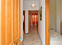 L'ingresso dell'appartamento Angelo