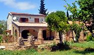 Veduta di Casetta Clementina