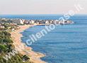 Panoramica della costa da Mezzatorre ad Accairoli