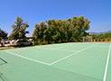 Il campo da calcio del residence