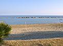 La spiaggia di Pioppi