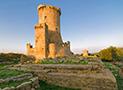La torre di Velia a Marina di Ascea