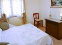 L'altra camera dell'appartamento Belvedere