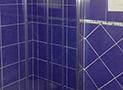 Il bagno dell'appartamento Levante