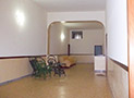 Ingresso in comune della struttura che ospita gli appartamenti Siracusa, Taormina e Palermo