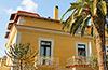 Veduta di Villa Pomarico