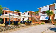 Veduta di Hotel Residence San Domenico