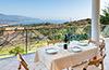 Veduta di Villa Albachiara