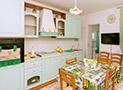 La cucina  dell'appartamento Da Zia Maria 2