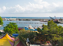 Il porto di Casal Velino Marina