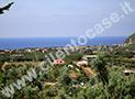 Veduta del mare di Santa Maria di Castellabate dal terrazzo