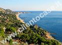 Panoramica della costa di Acciaroli