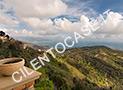 Vista panoramica della Costa dal terrazzo