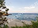 La spiaggia più vicina a meno di 200 metri