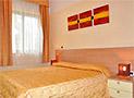 Camera da letto con aria condizionata