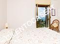 La stessa camera con vista mozzafiato del mare di Casal Velino e Palinuro sullo sfondo
