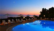 Veduta di Resort Paradise Baia della Luna