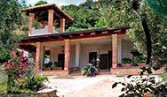 Veduta di Villa Severina